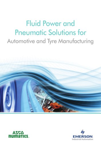 Automotive and tyre manufacturing