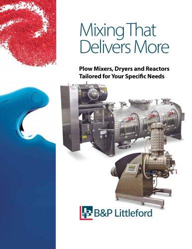 PlowMixer Brochure