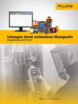 Fluke Testgeräte-Katalog