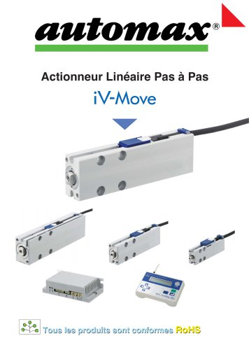 Electric actuator IVM