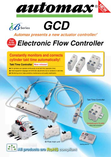 Electronic Air Flow Controller GCD