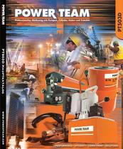 Professionelles Werkzeug wie Pumpen, Zylinder, Heber und Zubehör