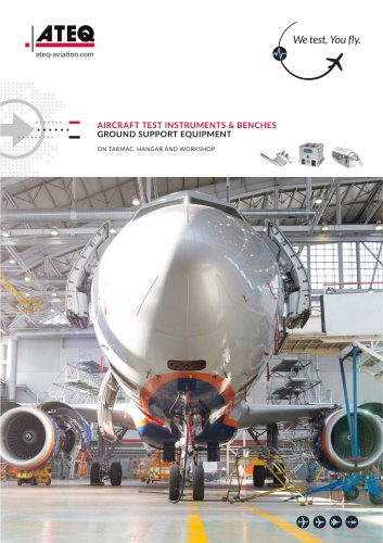 TEST INSTRUMENTS FOR ALL AIRCRAFTS