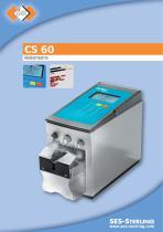 Abisoliermaschine CS60