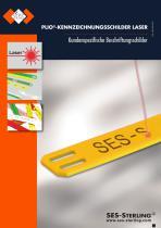 PLIO-Trägerschienen laser