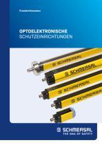 Optoelektronische Sicherheitseinrichtungen