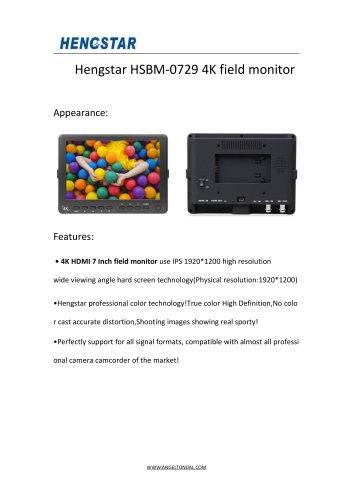 4K field monitor