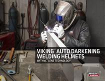 VIKING™ AUTO DARKENING WELDING HELMETS