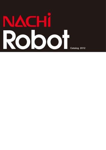 NACHI Robot Catalog 2012