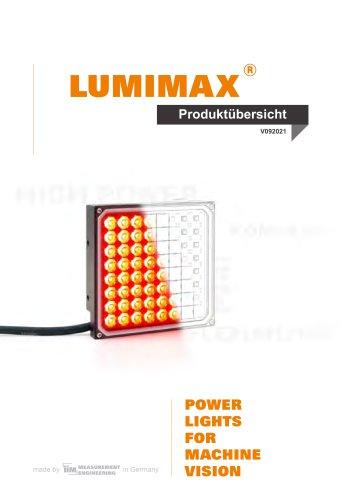 LUMIMAX Produktbroschüre