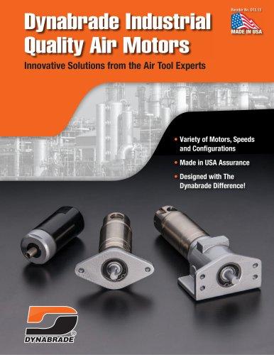dybabrade industrial quality air motors