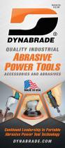Dynabrade Abrasive Power Tools