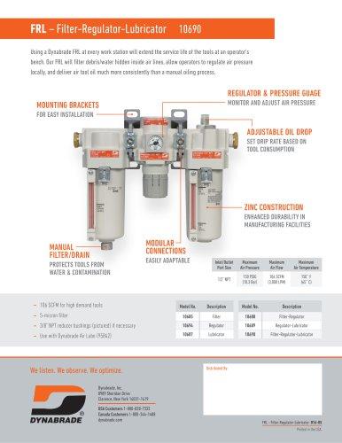 Filter-Regulator-Lubricator
