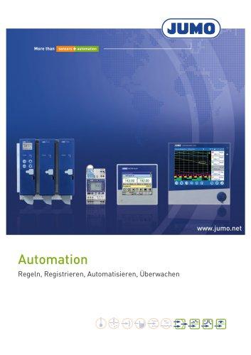 Automation - Regeln, Registrieren, Automatisieren, Überwachen