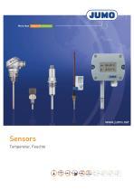 Sensors - Temperatur, Feuchte