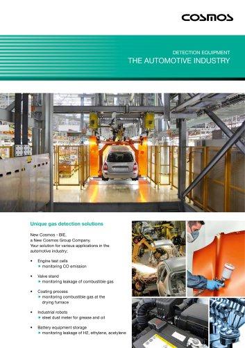 Automotive Leaflet