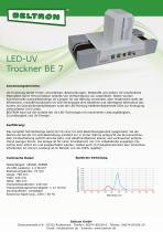 LED-UV-Trockner BE 7