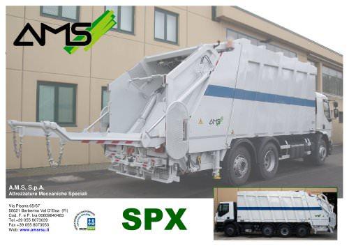 SP-X sheet