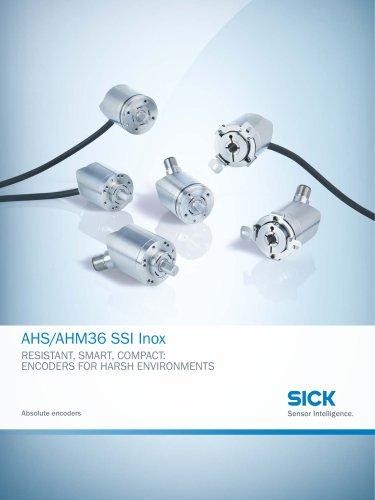 AHS/AHM36 SSI Inox