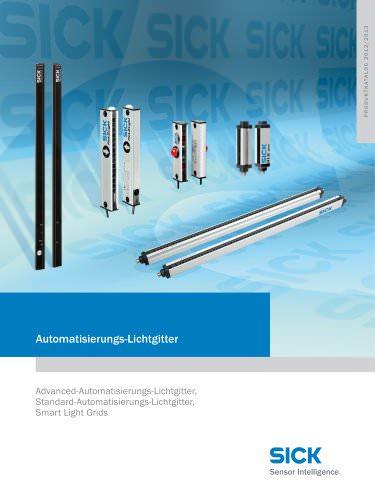 Automatisierungs-Lichtgitter