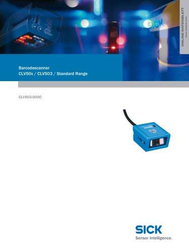 Barcodescanner CLV50x / CLV503 / Standard Range