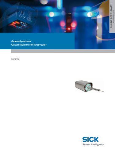 Gasanalysatoren Gesamtkohlenstoff-Analysator