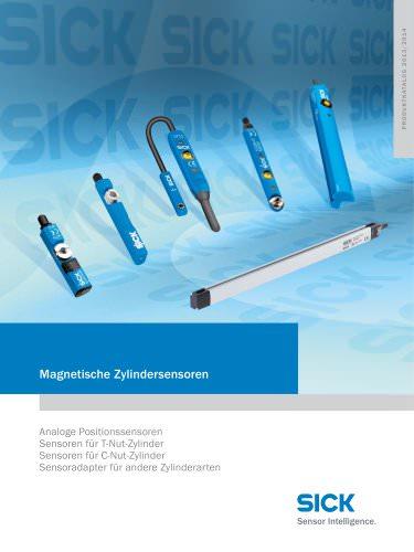 Magnetische Zylindersensoren