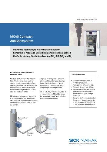 MKAS  Modulare Analysensysteme