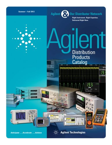 Distribution Products Catalog - Summer-Fall 2012