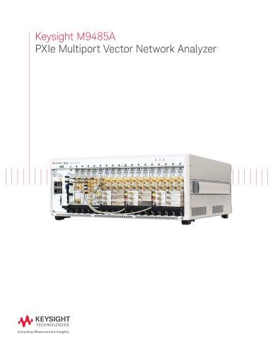 M9485A PXIe Vector Network Analyzer