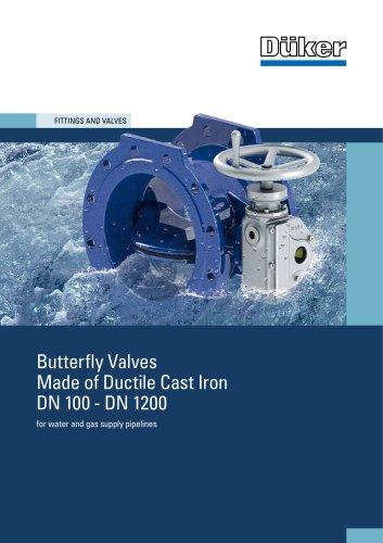 Survey of Butterfly Valves