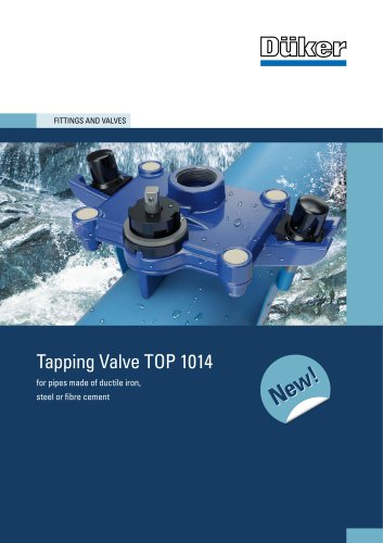 Tapping Valve Type TOP 1014