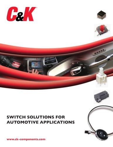 Automotive Market Flyer