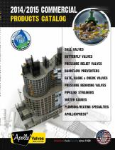 2014/2015 Commercial Catalog