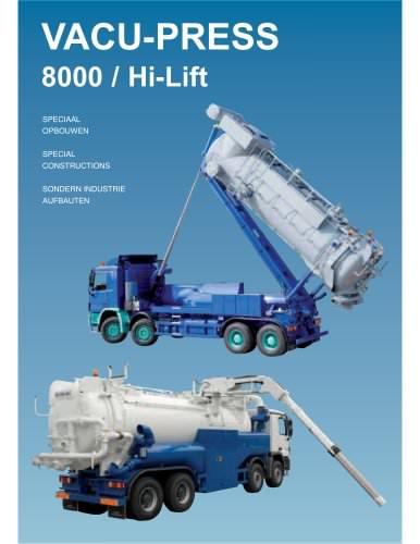 Vacu-Press® Hi-Lift