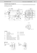 Konstantpumpe A4FO - 11