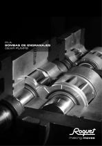 PLA hydraulic gear pumps