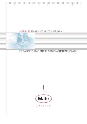 MarSurf XR 20 MarWin