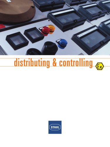 Distributing and Controlling