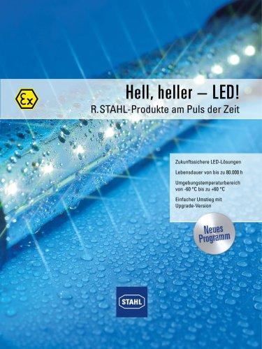 Hell, Heller - LED!