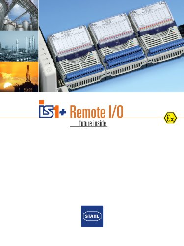 IS1+Remote I/O