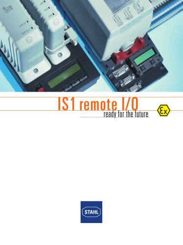IS1 Remote I/O