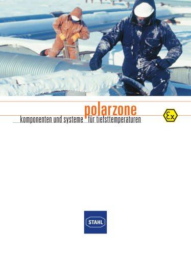 Polarzone: Komponenten und Systeme für Tiefsttemperaturen