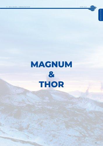 MAGNUM & THOR