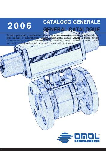 OMAL - General Catalogue (en,it)