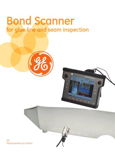Bond Scanner for Glue Line and Seam Inspection