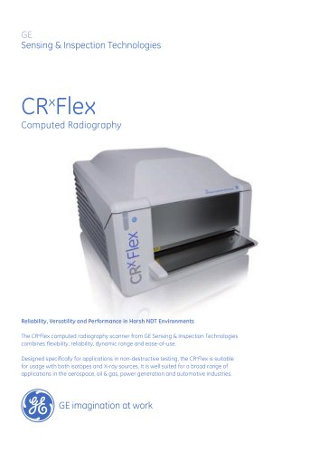 CRxFlex Computed Radiography
