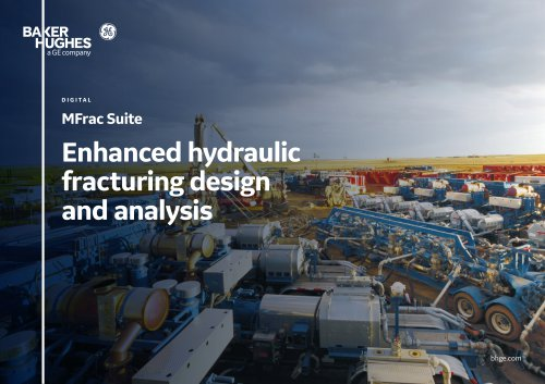 Enhanced hydraulic fracturing design and analysis