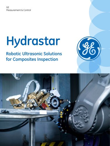 Hydrastar  Robotic inspection system for complex composite parts
