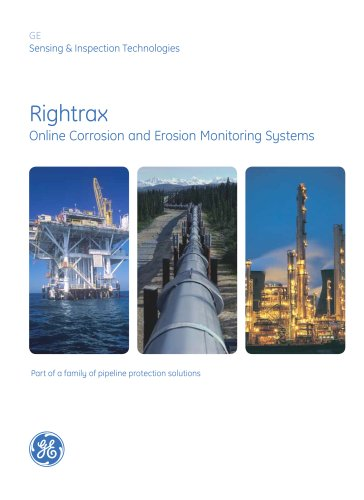 Rightrax Online Corrosion and Erosion Monitoring Systems